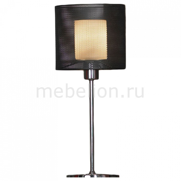 Настольная лампа Lussole декоративная Rovella LSF-1904-01 настольная лампа lsf 1904 01 lussole