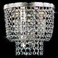 Накладной светильник Preciosa Brilliant 25 0757 002 04 00 00 35  недорого