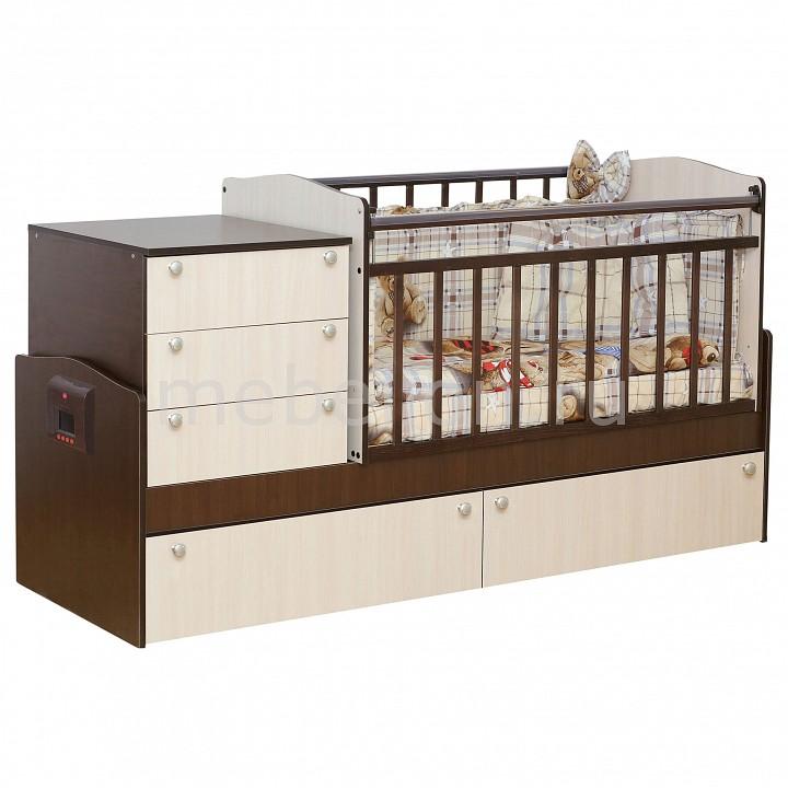 Кроватка-трансформер Укачай-ка Укачай-ка 05 daka baby трансформер укачай ка 04 ваниль
