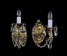 Бра Bohemia Ivele Crystal 1700/1/C/G 1700