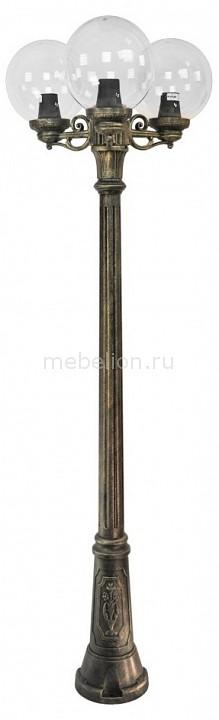 Фонарный столб Fumagalli Globe 250 G25.156.S30.BXE27 фонарный столб fumagalli globe 250 g25 157 s30 aye27