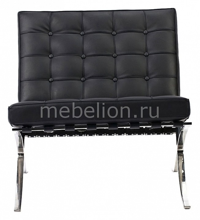Кресло DG-Home Barcelona Chair DG-F-SF303 стул barcelona dining chair белая натуральная кожа dg f ch563 1