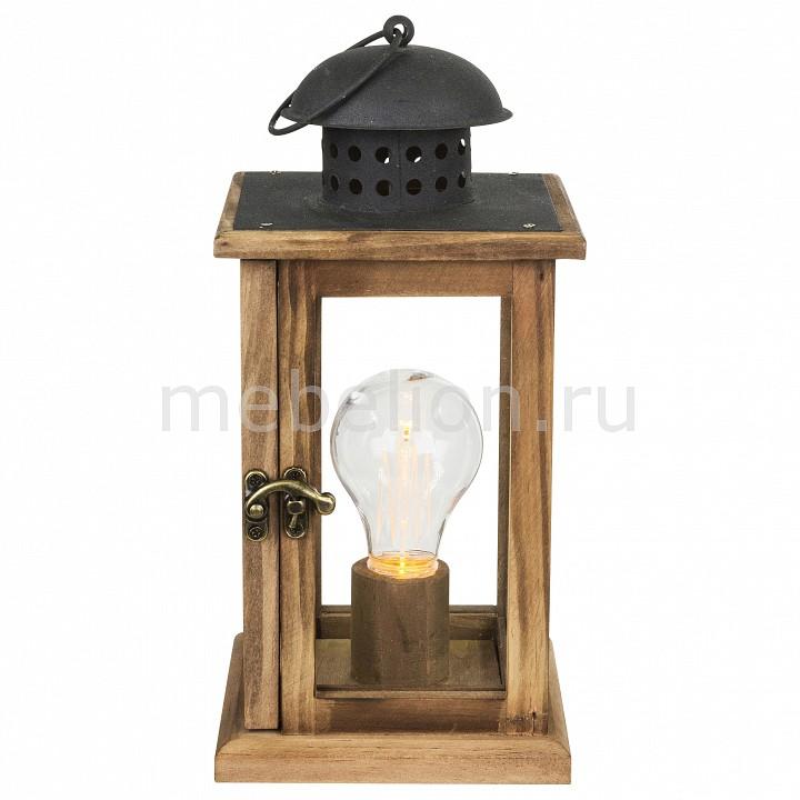 Настольная лампа декоративная Globo Fanal 28189 напольная плитка fanal ceylan teka 22x118