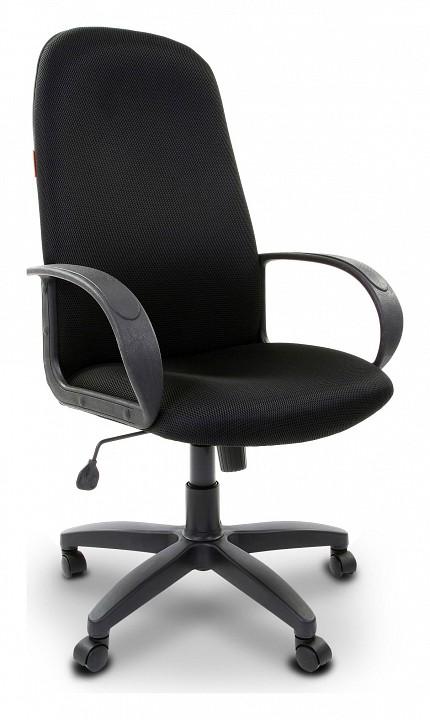 Кресло компьютерное Chairman 279  пуфик на ножках купить