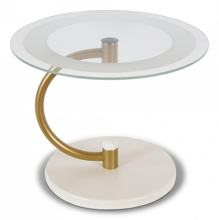 купить Стол журнальный Мебелик Дуэт 13Н по цене 6906 рублей