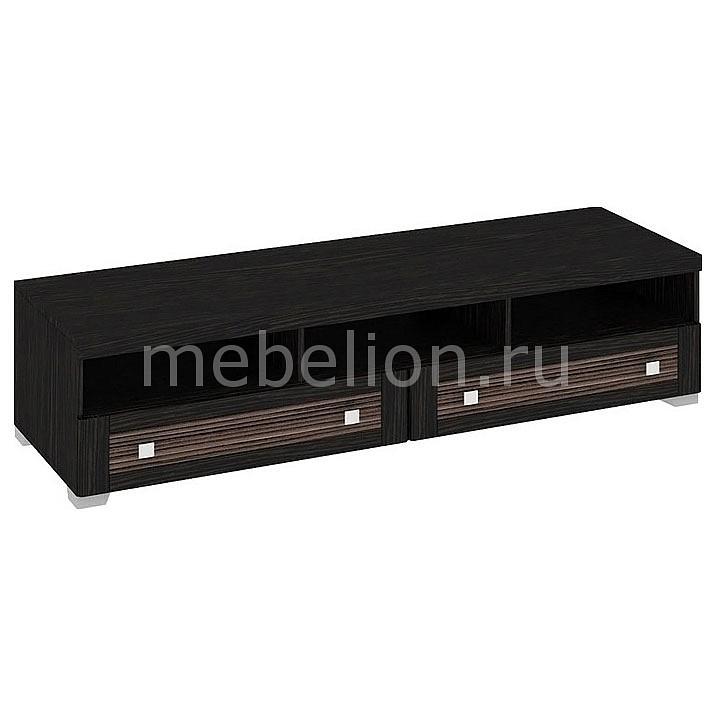 Тумба под ТВ Мебель Трия Фиджи Тб(02)_20 венге цаво/каналы дуба