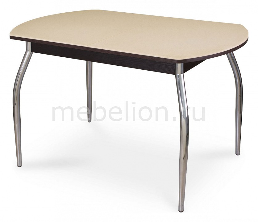 Стол обеденный Домотека Реал ПО с камнем