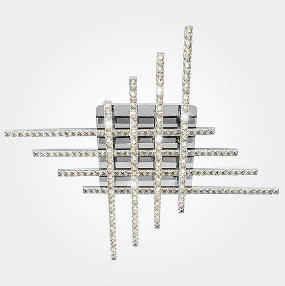 Купить Накладной светильник 90041/8 хром, Eurosvet, Китай