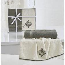 Набор полотенец для ванной Karna Набор из 2 полотенец для ванной DARMONI
