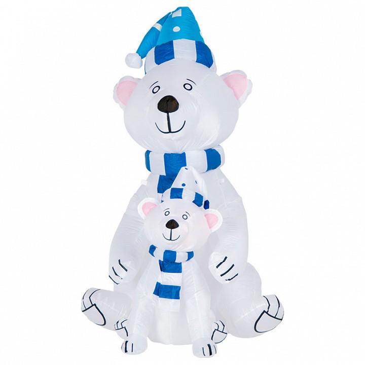 Композиция световая (1.8 м) Медведица с медвежонком NN-511 511-205