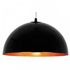 Подвесной светильник Eurosvet 4840 Hemisphere black-gold Hemisphere