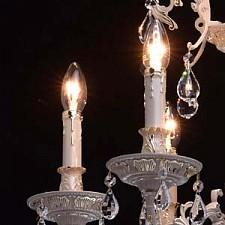 Подвесная люстра MW-Light 301014406 Свеча 1