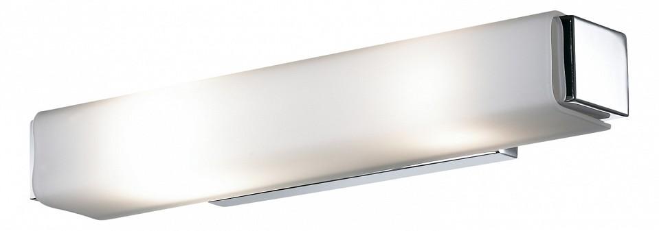 Накладной светильник Odeon Light Kima 2731/2W настенный светильник с выключателем коллекция kima 2731 2w хром белый odeon light одеон лайт