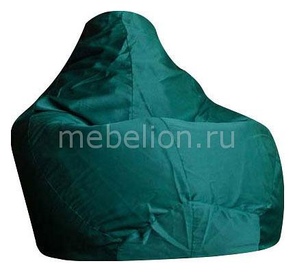 Кресло-мешок Dreambag Фьюжн зеленое III кресло мешок груша dreambag кресло мешок iii