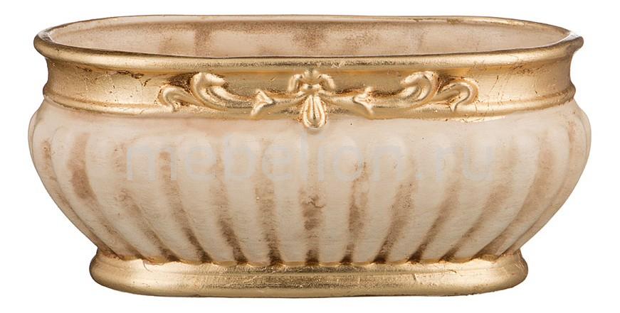 Чаша декоративная АРТИ-М (33х18х14 см) Ирис 327-052 ваза настольная арти м 20х18 см ирис 327 048