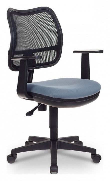 Кресло компьютерное Бюрократ Бюрократ CH-797AXSN серое бюрократ ch 797axsn 26 25 grey black