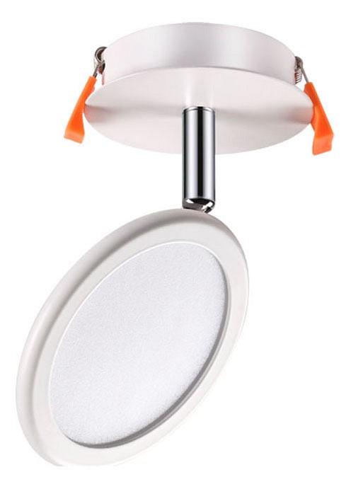 Встраиваемый светильник Novotech Solo 357454