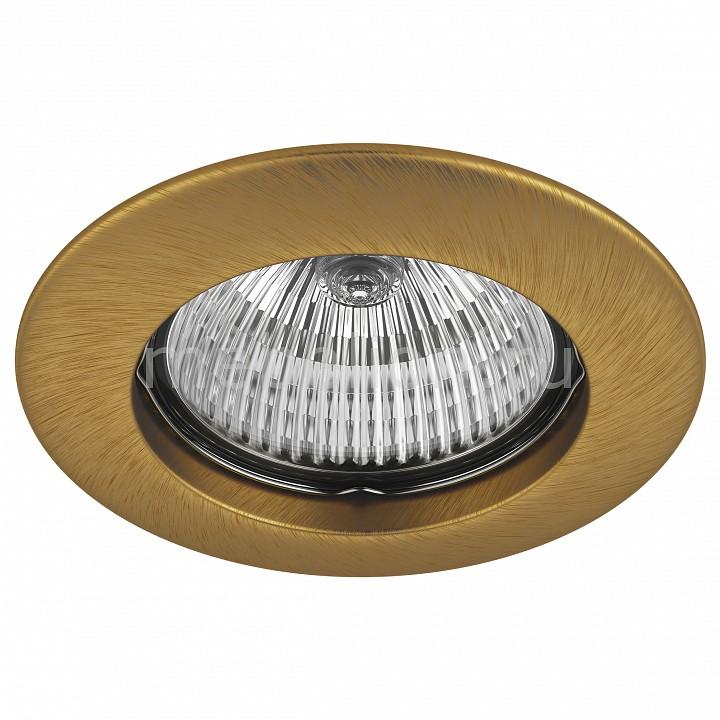 Купить Встраиваемый светильник Teso 011073, Lightstar, Италия