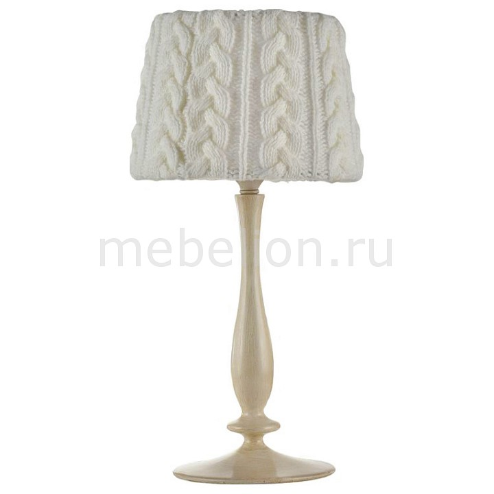 Настольная лампа декоративная Maytoni Lana ARM143-22-BG