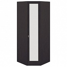 Шкаф платяной угловой Сакура СМ-183.07.007 венге цаво/венге цаво