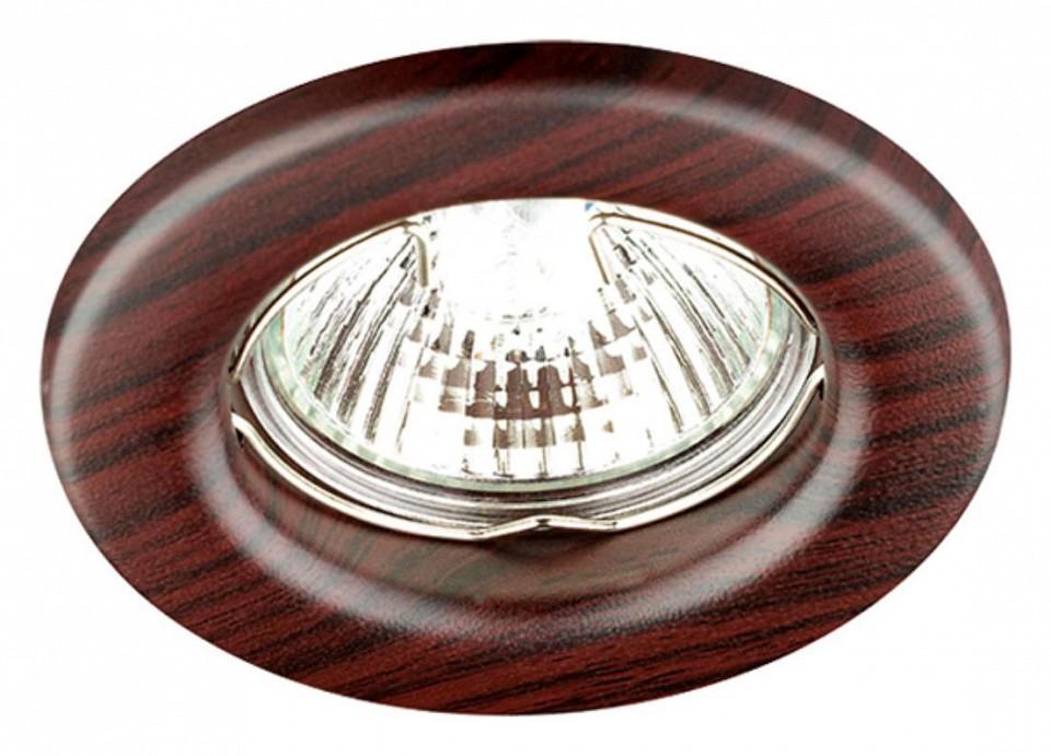 Купить Встраиваемый светильник Wood 369715, Novotech, Венгрия