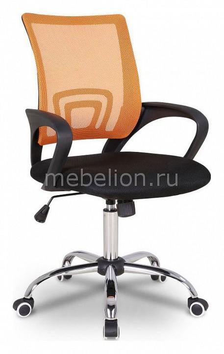 Кресло компьютерное Бюрократ CH-695SL/OR/BLACK компьютерное кресло бюрократ ch 829 bl black black black