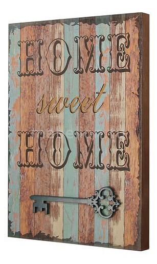Панно (30х42 см) Home sweet home N-159