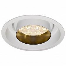 Встраиваемый светильник Arte Lamp A2012PL-1WH Accent