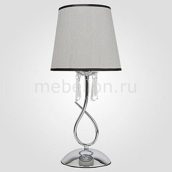 Купить Настольная лампа декоративная 01007/1 хром, Eurosvet, Китай
