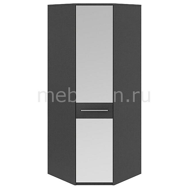 Шкаф платяной угловой Сити СМ-194.07.007 тексит/каттхилт mebelion.ru 13990.000