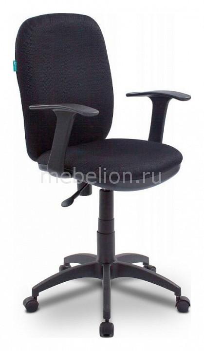 Кресло компьютерное Бюрократ Бюрократ CH-555/TW-11 кресло компьютерное бюрократ бюрократ ch 899sl tw 11 черный хром