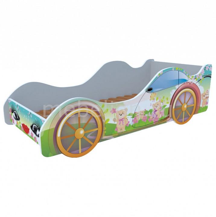 Кровать-машина Кровати-машины Мишки M041