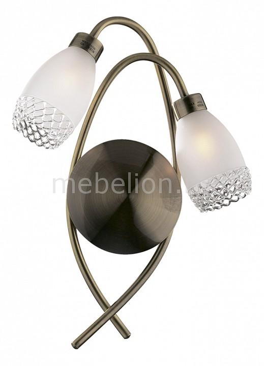 Бра Odeon Light Lerta 1803/2W бра colosseo susanna 80311 2w