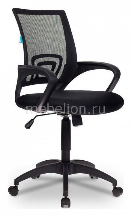 Кресло компьютерное Бюрократ CH-695/BLACK компьютерное кресло бюрократ ch 829 bl black black black