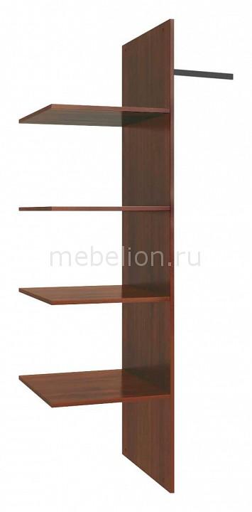 Панель с полками для шкафа Wiena 2DG