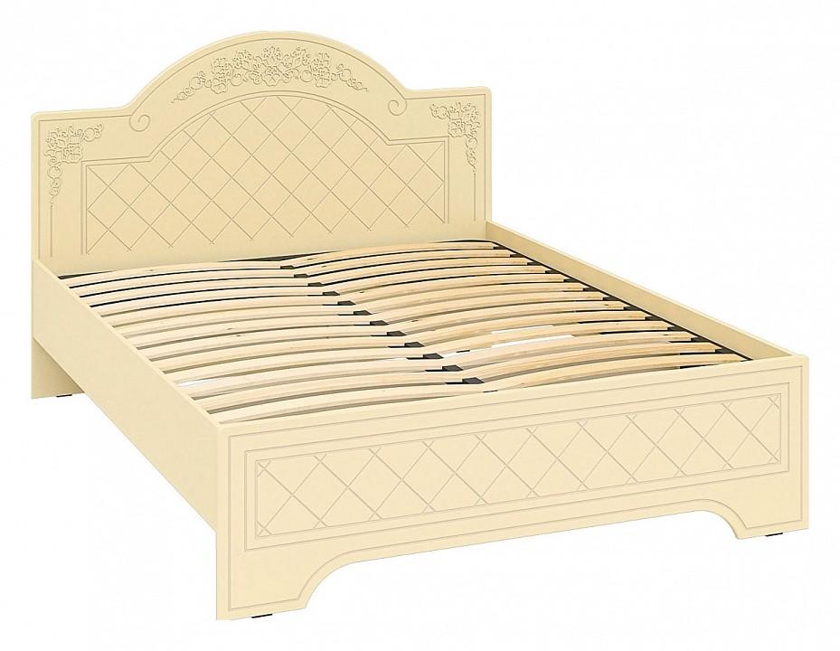 Кровать двуспальная Компасс-мебель Соня СО-1