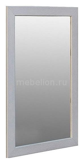 Зеркало навесное Берже 24-90 белый ясень