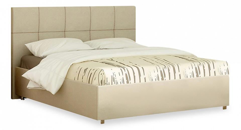 Кровать двуспальная Sonum с матрасом и подъемным механизмом Richmond 180-200