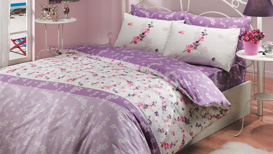 Комплект двуспальный HOBBY Home Collection ILYA комплект постельного белья hobby home collection 2 х сп ранфорс ilya лиловый 1501000655