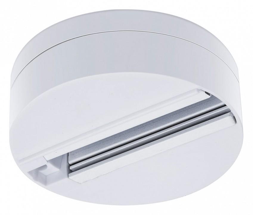 Соединители Arte Lamp Track Accessorise A510133 Track Accessorise A510133 шинопровод одноместный arte lamp a510133