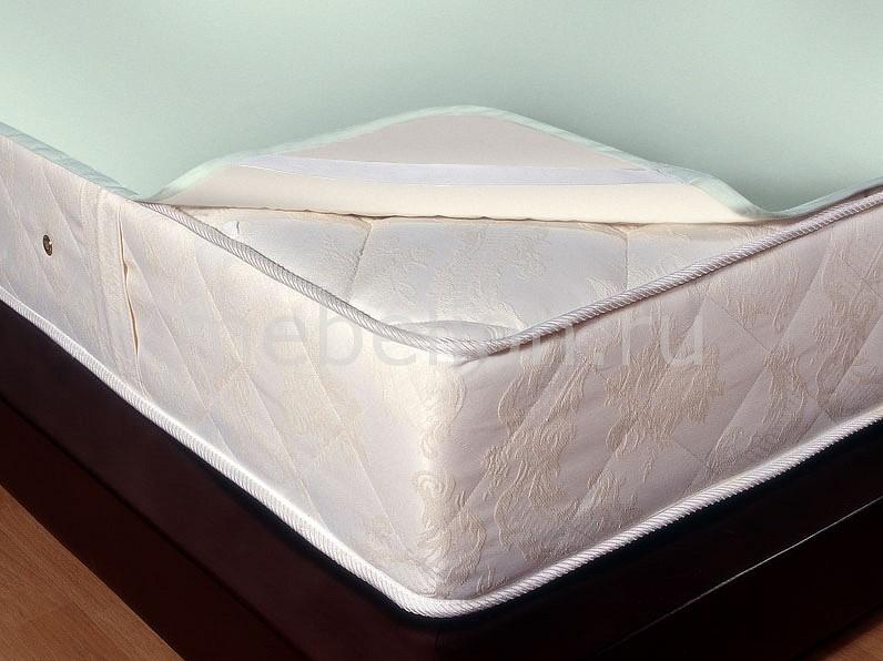 Наматрасник двуспальный Comfort Liana