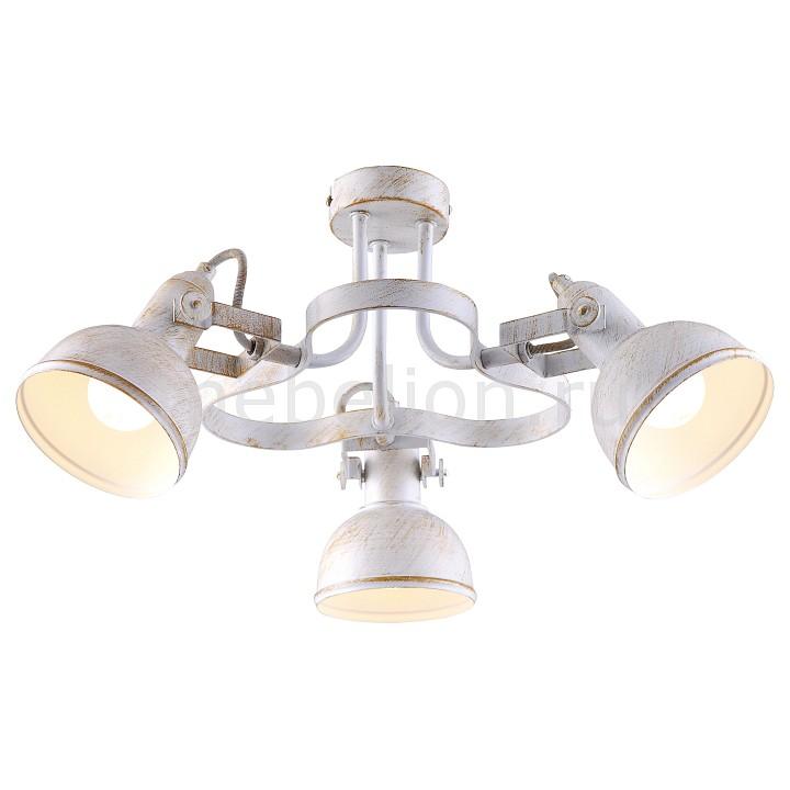 все цены на Люстра на штанге Arte Lamp Martin A5216PL-3WG онлайн