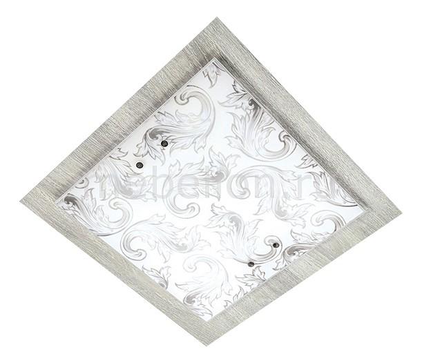 Накладной светильник Eurosvet 2961/3 хром/серый 3 12 400