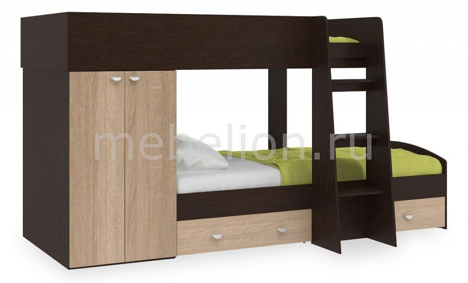 Кровать двухъярусная Golden Kids 2