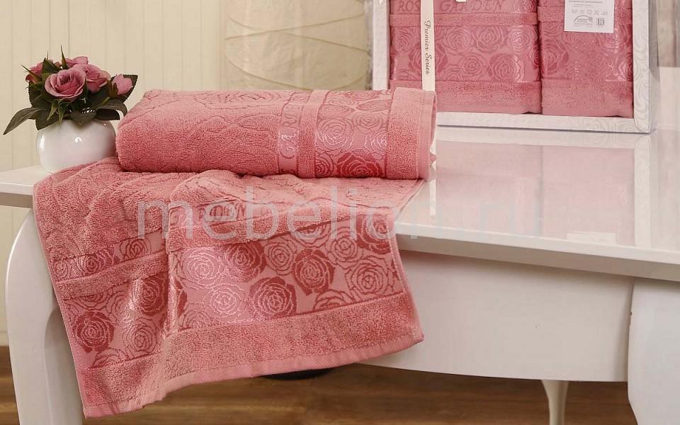 где купить  Набор полотенец для ванной Karna Набор из 2 полотенец для ванной ROSE GARDEN  по лучшей цене