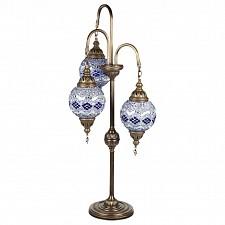 Настольная лампа декоративная Марокко 0915T/3,05
