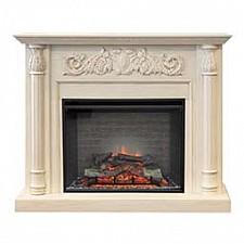 Электрокамин напольный Real Flame (137х40х109.5 см) Salford 00010010685