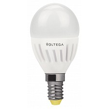 Лампа светодиодная E14 220В 6.5Вт 4000K VG1-G2E14cold6W