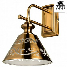 Бра Arte Lamp A1511AP-1PB Kensington