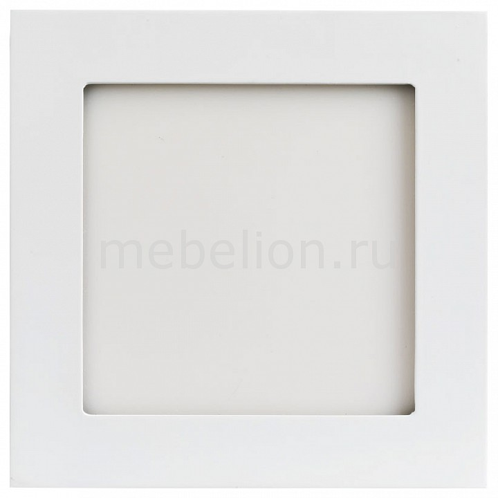 Встраиваемый светильник Arlight Dl-1 DL-142x142M-13W White